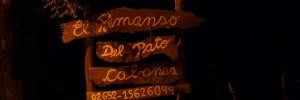 cabañas el remanso del pato alojamientos turisticos | trapiche en ruta provincial 9 km 44, trapiche, san luis