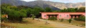 hostería el cambio alojamientos turisticos | merlo en reserva ecológica calaguala, merlo, san luis