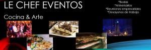le chef eventos fiestas eventos | salones en rafael y suipacha, villa mercedes, san luis