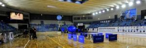 palacio municipal de los deportes  deportes | centros de actividad fisica | gimnasios | musculacion |  en calle gral. paz y colombia, villa mercedes, san luis